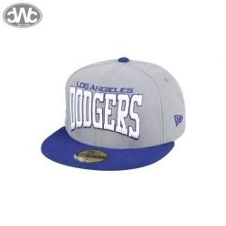 New Era - Los Angeles Dodgers Snapback Sapka