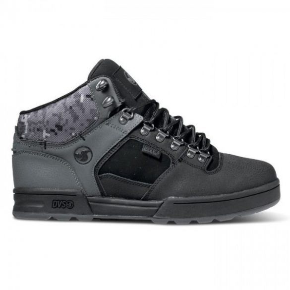 Dvs - Westridge Black Grey Warple Buck Snow Cipő