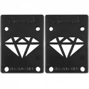 Diamond Supply - Rise & Shine Black (2 mm) Riserpad