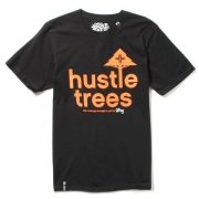 LRG - RC Hustle Trees Tee Black Póló