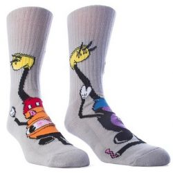 Toy Machine - Mousketeer Socks Zokni