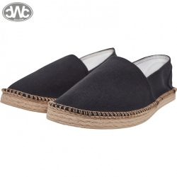 Urban Classics - Canvas Slipper Woodcamo Cipő