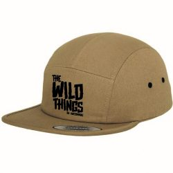 WCC-Sapka-The-Wild-Things-Jockey-Beige-Snapback