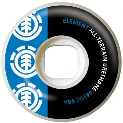Element - Section Blue Black (54mm) gördeszka kerék