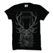 Legend - LegendDeer Black Póló