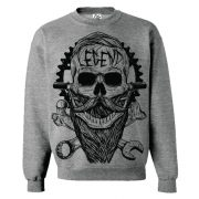 Legend - Bikester Heather Crewneck Pulóver