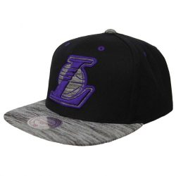 Mitchell & Ness - Los Angeles Lakers Motion Snapback Sapka