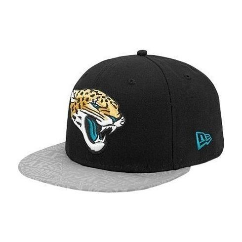 New Era - NFL Jacksonville Jaguars Draft 59Fifty Sapka