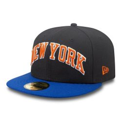 New Era - NBA New York Knicks Team Wordmark 59FIFTY Fitted Sapka