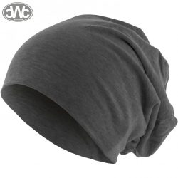 Master Dis - Jersey Beanie Charcoal Sapka