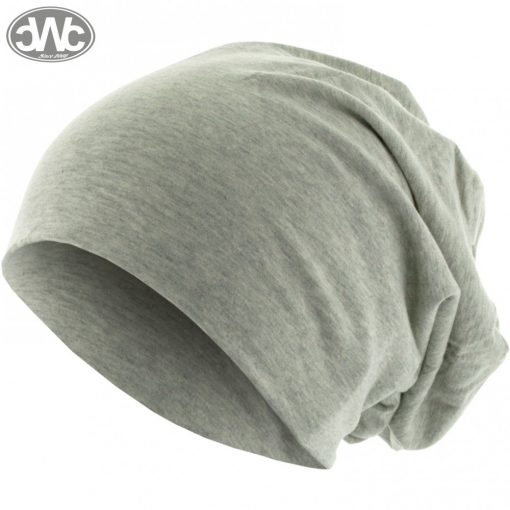 Master Dis - Jersey Beanie Heather Grey Sapka