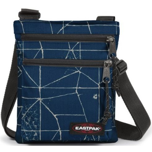 Eastpak - Rusher Cracked Blue (1,5 Liter) Válltáska