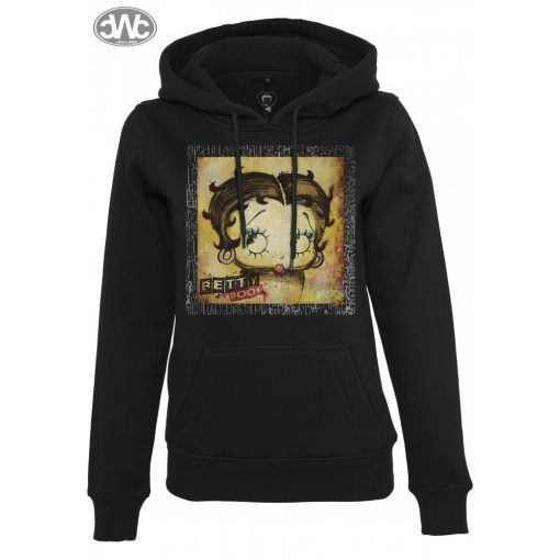 Ladies Betty Boop Coloured Hoody