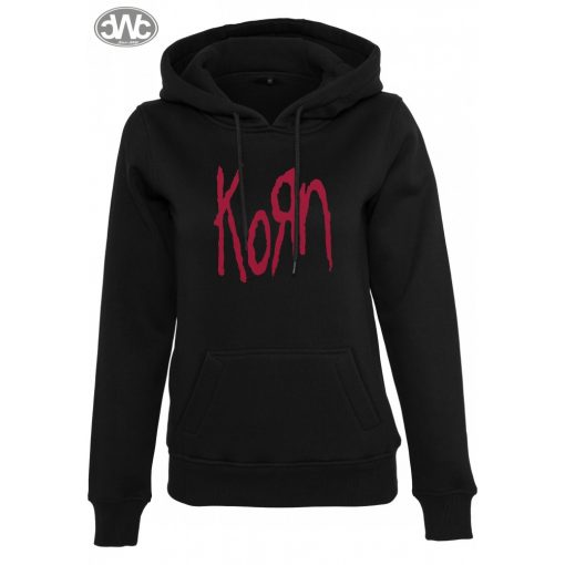 Ladies Korn Logo Hoody