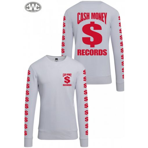Cash Money Records Crewneck