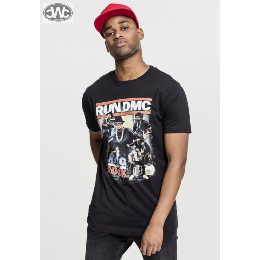 Run DMC King of Rock Tee