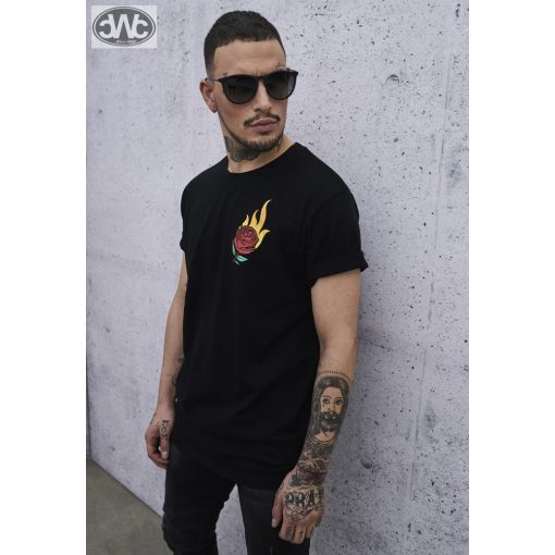 Burning Rose Tee