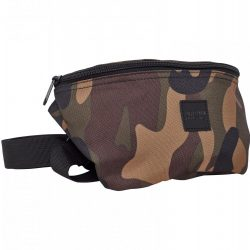 Urban Classics -Camo Hip Bag Wood Camo Övtáska