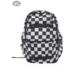 Backpack Checker black & white