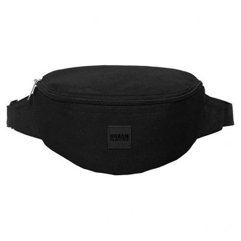 Urban Classics - Hip Bag Black Black Övtáska