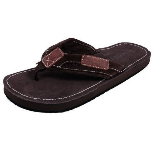 Animal - Hyde Suede Chocolate Flip Flop Papucs