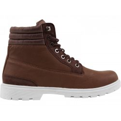 Urban Classics - Winter Boot Bakancs Dark Brown Cipő