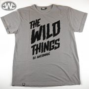 WCC - Póló The Wild Things Eternal Silver
