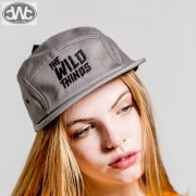 WCC-Sapka-The-Wild-Things-Jockey-Grey-Snapback