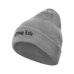 Thug Life - Old English Beanie Téli Sapka