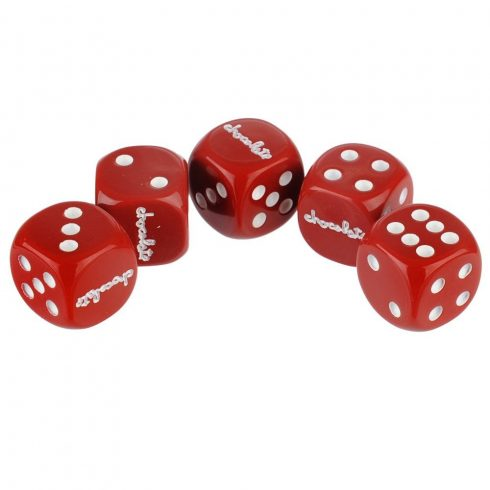 Chocolate - Dice Set