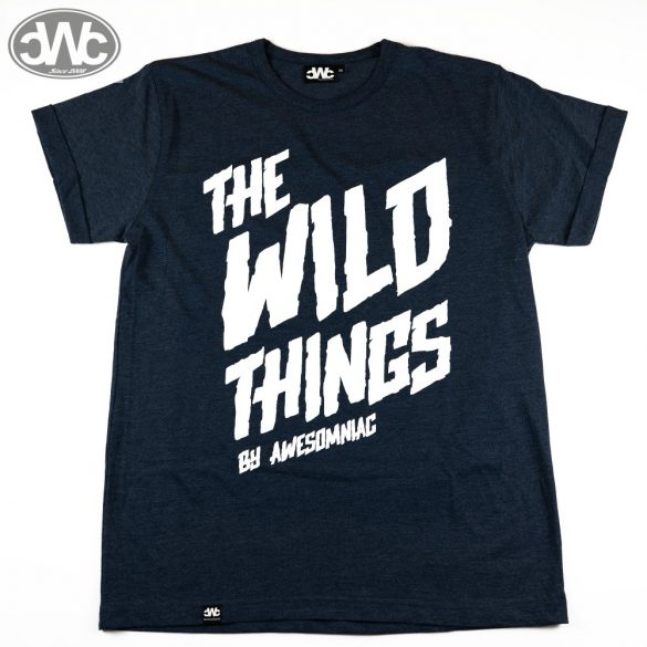 WCC - Póló The Wild Things Eternal Denim