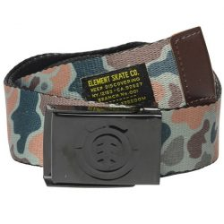 Element - Beyond Belt Jungle Camo Vászon Öv