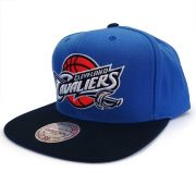 Mitchell & Ness - Cleveland Cavaliers Current Throwback Snapback Sapka