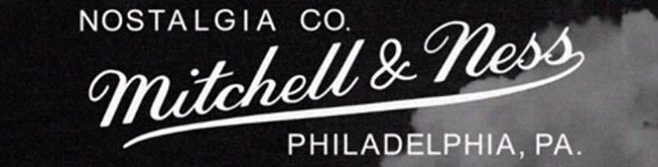 Mitchell and Ness Márka Banner